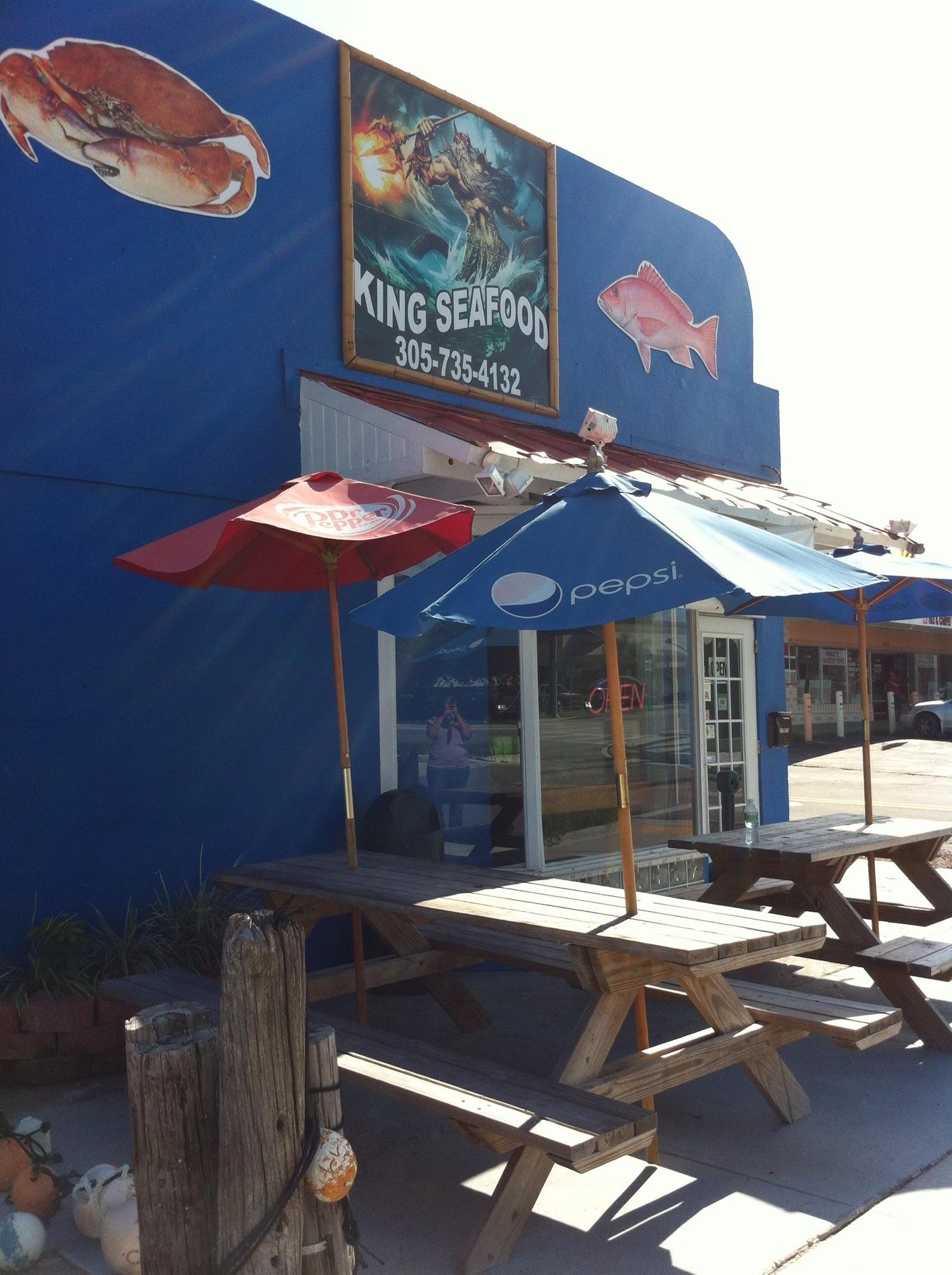 King seafood market restaurant marathon fl sweet for King fish market