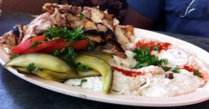 Hamido Chicken Shawarma